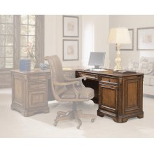 Home Office Brookhaven Right Pedestal Return