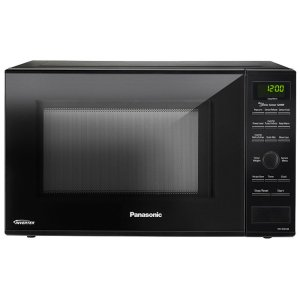 PANASONIC1.2 Cu. Ft. Countertop Microwave Oven with Inverter Technology - Black - NN-SD654B
