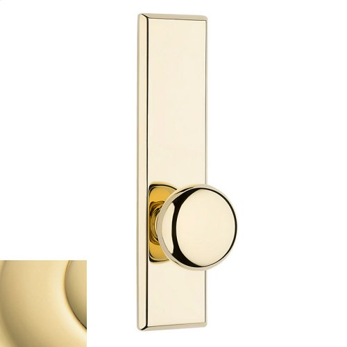 Non-Lacquered Brass Traditional K011 Knob Screen Door