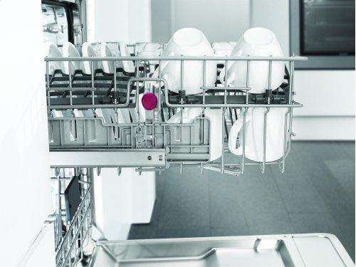 Tall Tub dishwasher 5 cycle front control black 49 dBA