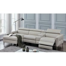 4pcs Power2 Sectional