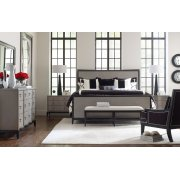 Symphony Panel Bed, Queen 5/0 Product Image
