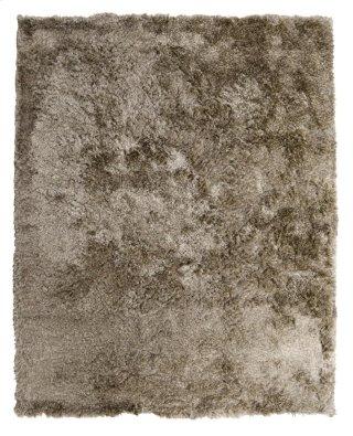 Carter Shag Taupe 8x10