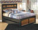 Aimwell - Dark Brown 3 Piece Bed Set (Full) Product Image