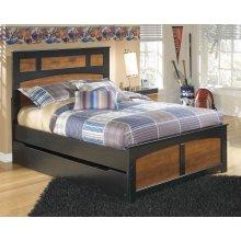Aimwell - Dark Brown 3 Piece Bed Set (Full)