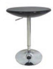 Amari Black Bar Table