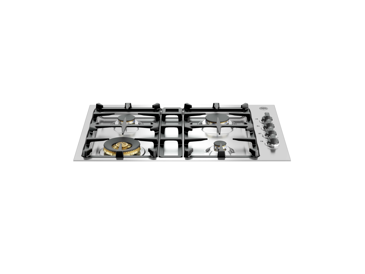 30 Drop-In Low Profile 4 Burners Stainless