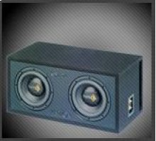 Dual SPL Series V210 Subwoofer, 1000 Watts RMS
