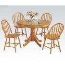 Oak 5pc DIN.SET6217+2482415'BO Product Image