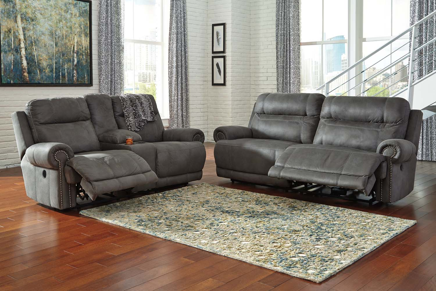 Hidden · Additional 2 Seat Reclining Sofa & 3840181 in by Ashley Furniture in Orange CA - 2 Seat Reclining Sofa islam-shia.org