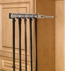 "Rev-A-Shelf - BRC-14CR - 14"" Pullout Belt Rack"