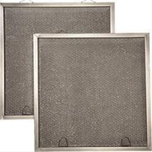 "BPDF36 Non-Ducted Filter Set (qty 2) for 36"" NS1 Model BPDF31"