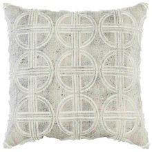 """Luxe Pillows Circular Fretwork (22"""" x 22"""")"""