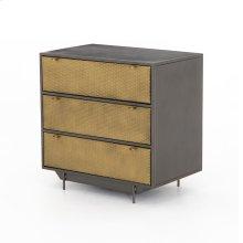 Hendrick 3 Drawer Dresser