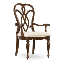 Dining Room Leesburg Splatback Arm Chair