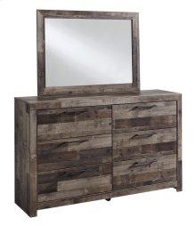 B200 Dresser & Mirror Set (Derekson)