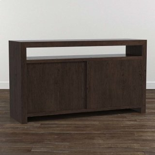 """Bench*Made Oak 64"""" Buffet"""
