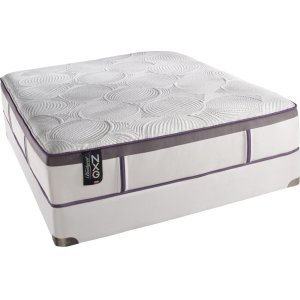 SimmonsBeautyrest - NXG - 300V - Plush Pillow Top - Cal King