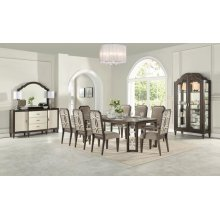 PEREGRINE DINING TABLE SET