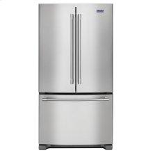 36-Inch Wide French Door Refrigerator - 25 Cu. Ft.