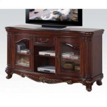Brown Cherry TV Stand