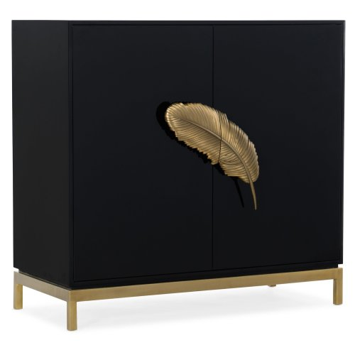 Living Room Melange Like a Feather Cabinet