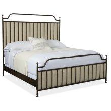 Bedroom Ciao Bella Queen Metal Bed
