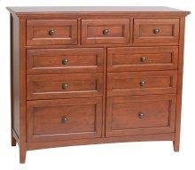 GAC 9-Drawer McKenzie Dresser