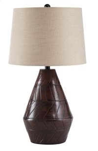 Terracotta Table Lamp (1/CN) Product Image