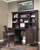 Artisan Dark Office Desk Chair Product Image
