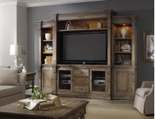 Home Entertainment Sorella Four Piece Wall Group