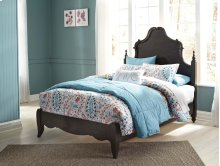 Corilyn - Dark Brown 2 Piece Bed Set (Full)