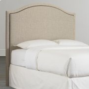 Custom Uph Beds Vienna Arched Queen Headboard Product Image