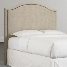Custom Uph Beds Santa Cruz King Headboard