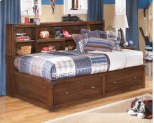 Delburne - Medium Brown 4 Piece Bedroom Set