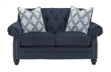 HOT BUY CLEARANCE!!! Lavernia Indigo Loveseat