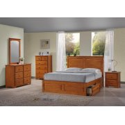 Panel Queen Headboard Product Image