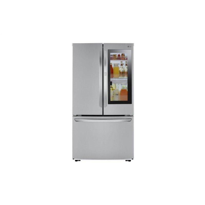 27 cu. ft. InstaView™ Door-in-Door® Refrigerator