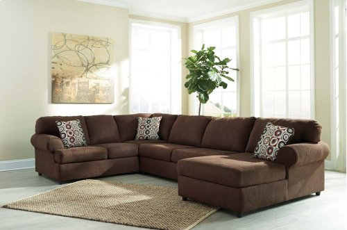 Jayceon - Java 3 Piece Sectional