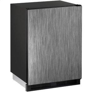 """U-LINE24"""" Beverage Center With Integrated Solid Finish (115 V/60 Hz Volts /60 Hz Hz)"""