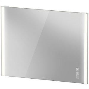 Mirror With Lighting, Led Module 2700 - 6500 Kelvin Light Color, 58 Wattchampagne Matt Product Image