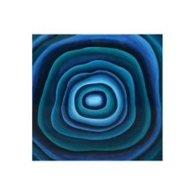 Blue Agate - Blue