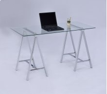 Glass Writing Desk