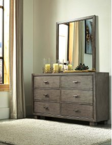 Arnett - Gray 2 Piece Bedroom Set