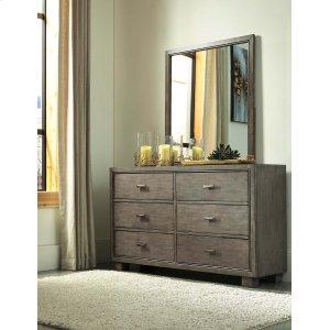 Ashley Furniture Arnett - Gray 2 Piece Bedroom Set