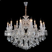 Chambord 19 Light Chandelier