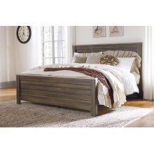 Birmington - Brown 3 Piece Bed Set (King)