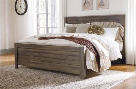 Birmington - Brown 3 Piece Bed Set (Cal King)