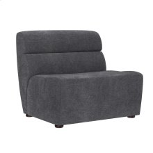 Cornell Armless Chair - Grey