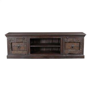 Old Door Plasma Cabinet Q